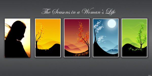 Seasons in a Woman's Life