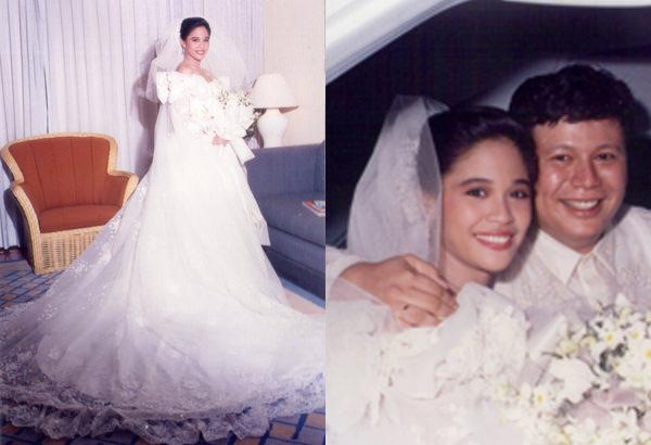 May Lynn's wedding on June 26, 1993 to Ray Miranda