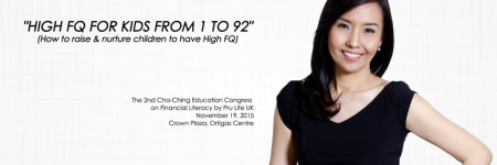 """""""HIGH FQ FOR KIDS FROM 1 TO 92"""" (How to raise & nurture children to have High FQ)"""