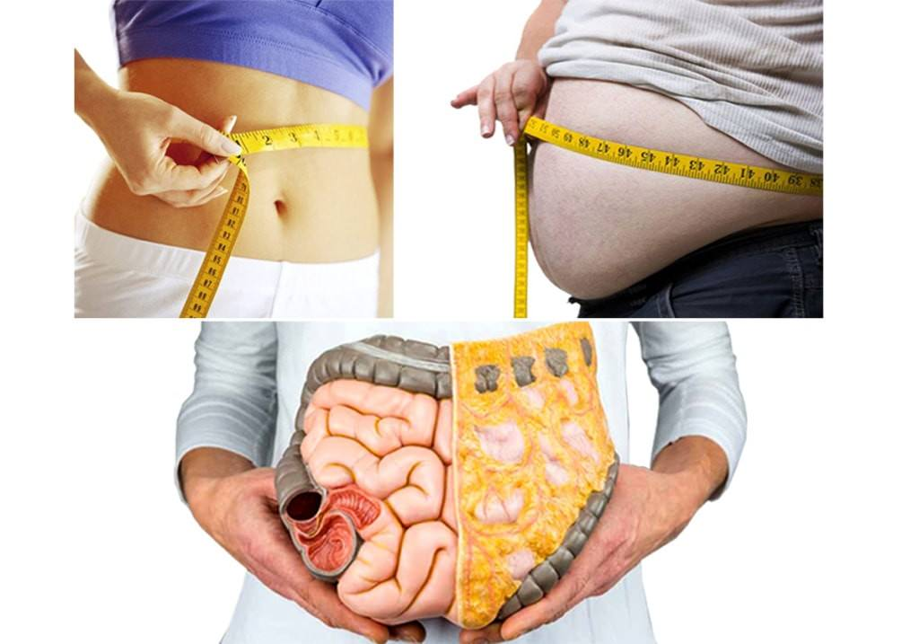 Stick to one measurement for easy recall: WAISTLINE