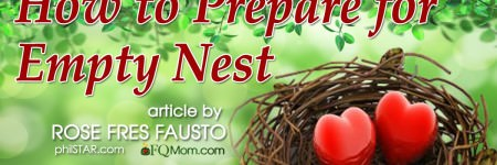 How to Prepare for Empty Nest