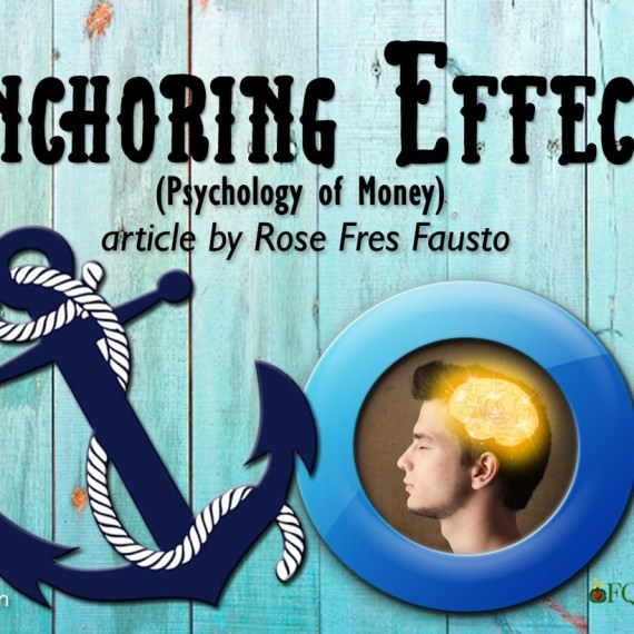 Anchoring Effect (Psychology of Money)