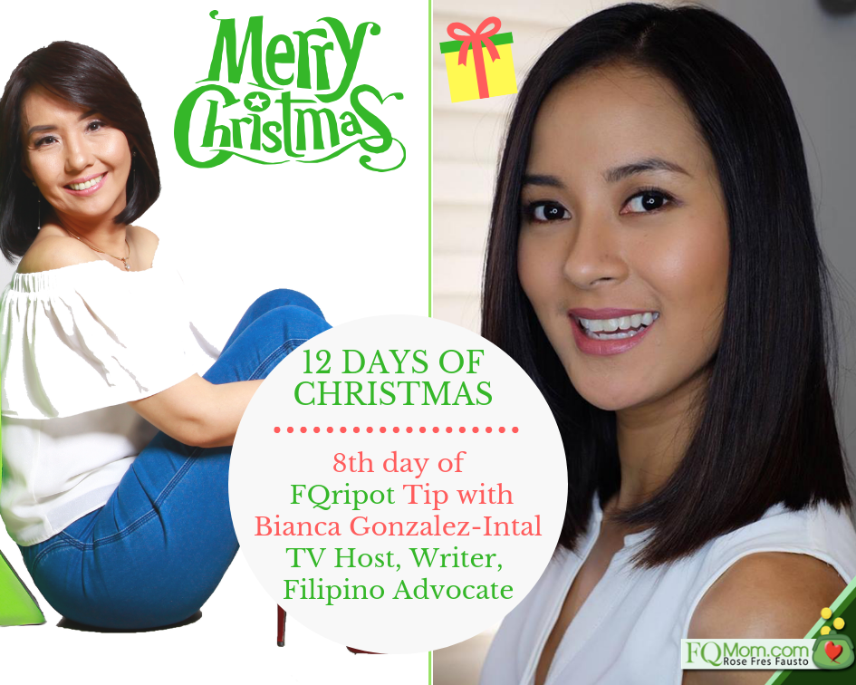8th Day Of Christmas Fqripot Tip Fqmom