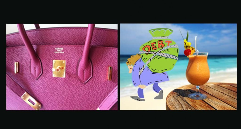 Of Birkin Scams and Vacation Loans