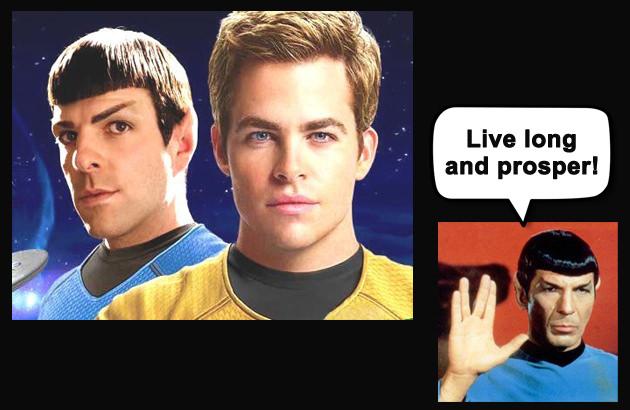 Star Trek Lessons: Are You Mr. Spock or Captain Kirk?