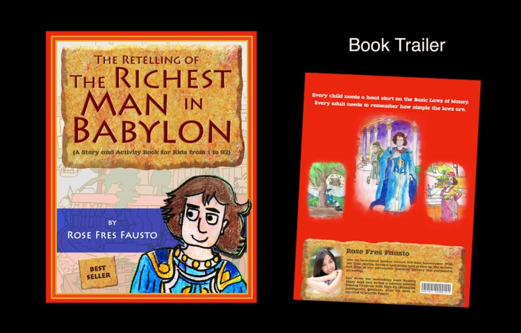 Book Trailer: The Retelling of The Richest Man in Babylon
