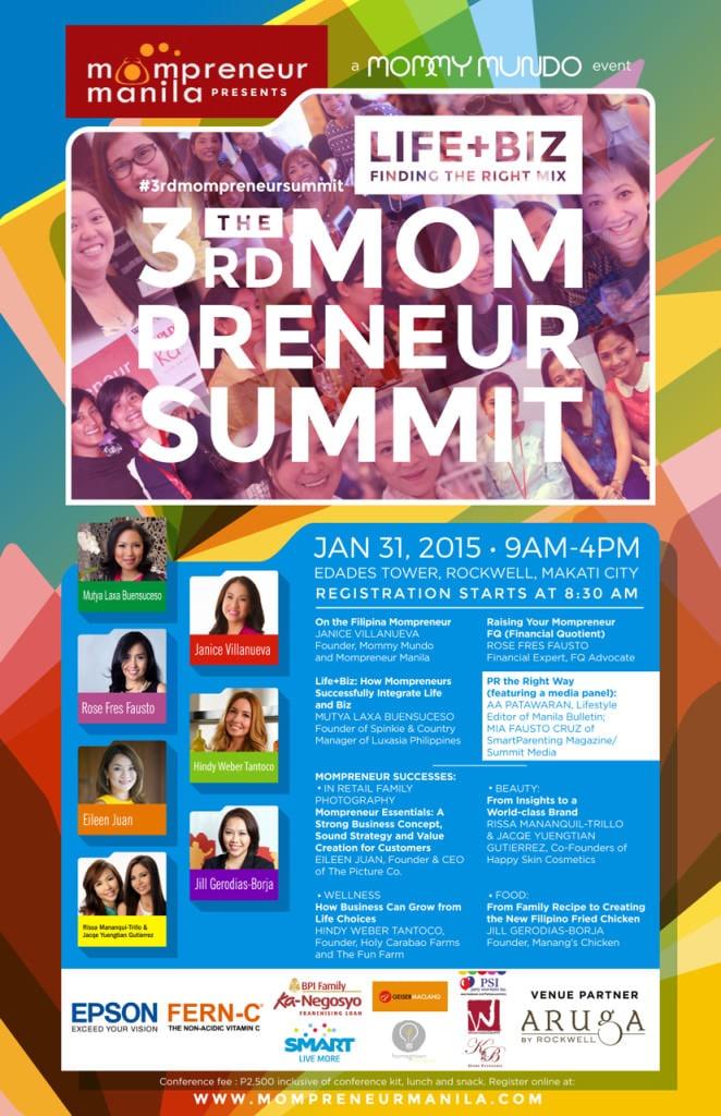 The 3rd Mompreneur Summit