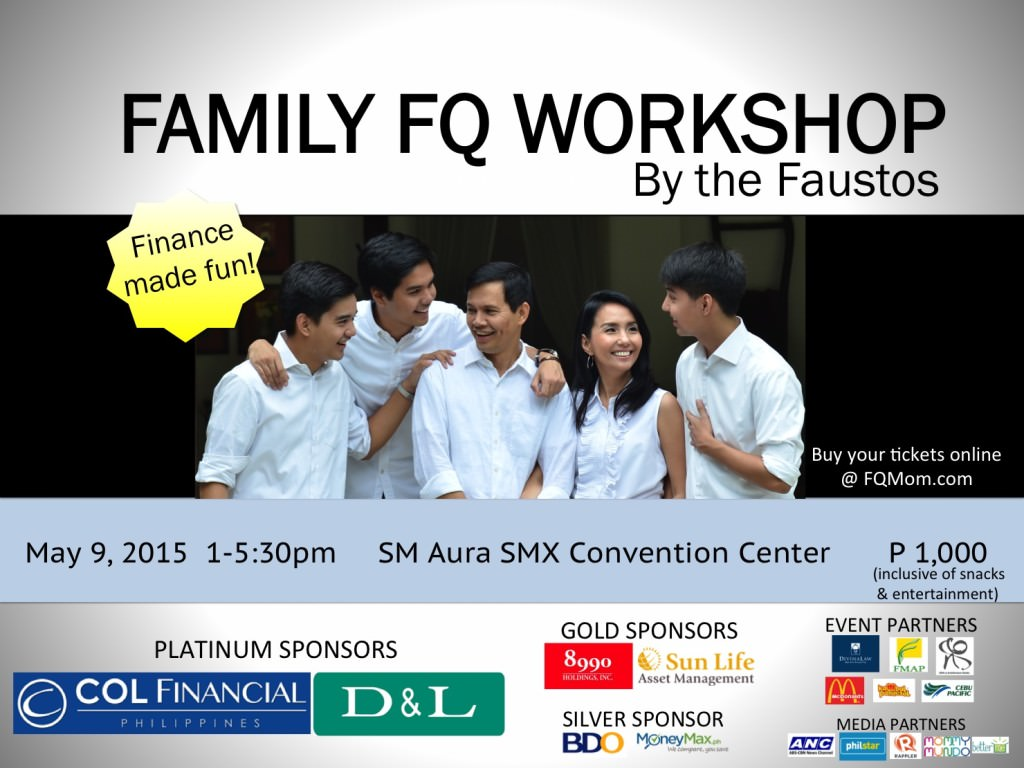Family FQ Workshop by The Faustos