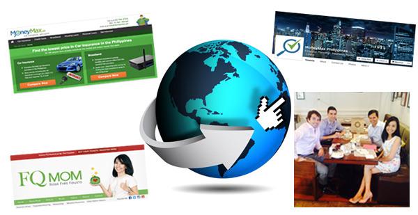 The Amazing Internet  (Meeting Moneymax.ph through the web)