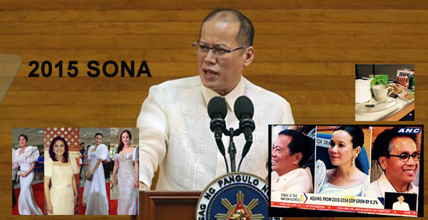SONA 2015 (So long… farewell… the last one from PNoy)