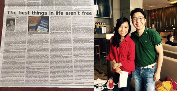The Best Things in Life Aren't Free – by RJ Ledesma