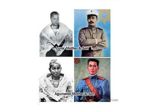 Heneral Luna: The Mothers behind Luna and Aguinaldo (Part 1 of 2 parts)