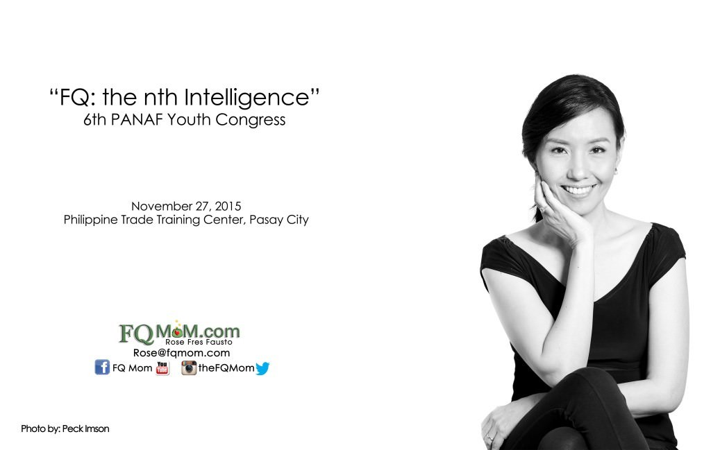 FQ: The nth Intelligence (6th PANAF Youth Congress)