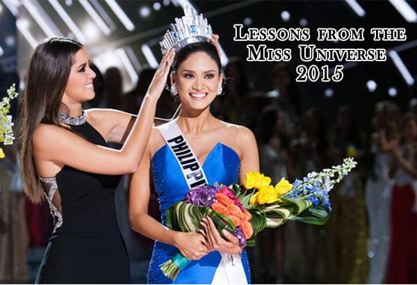 Lessons from the Miss Universe 2015
