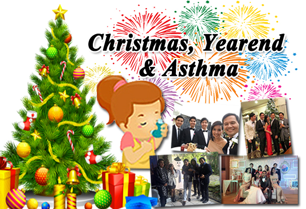 Christmas, Yearend and Asthma