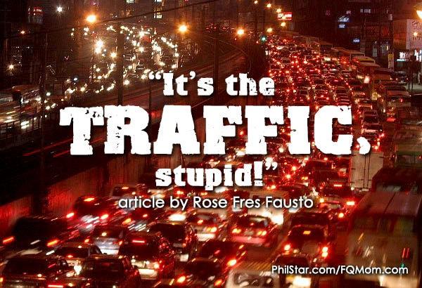 """""""It's the Traffic, Stupid!"""""""
