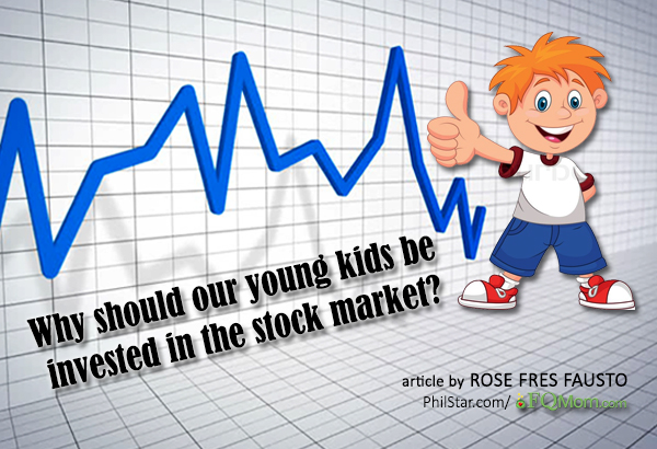 Why should our young kids be invested in the stock market? (Explain to me as if I were a 7-year old Series #2)