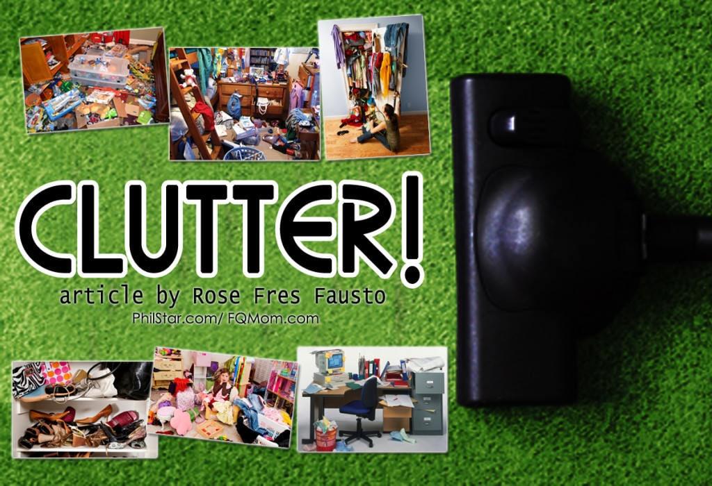 Clutter!