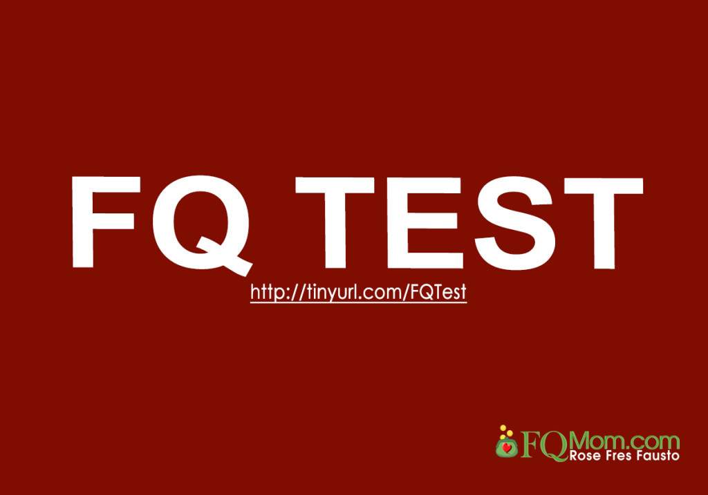 Poster FQ TEst