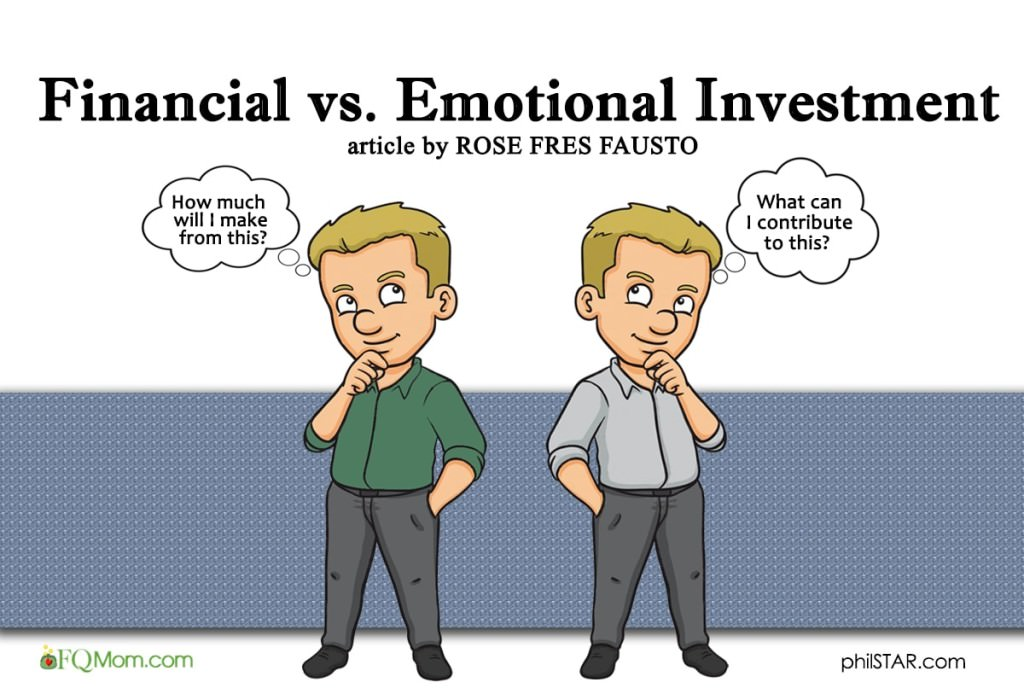 Financial vs. Emotional Investment