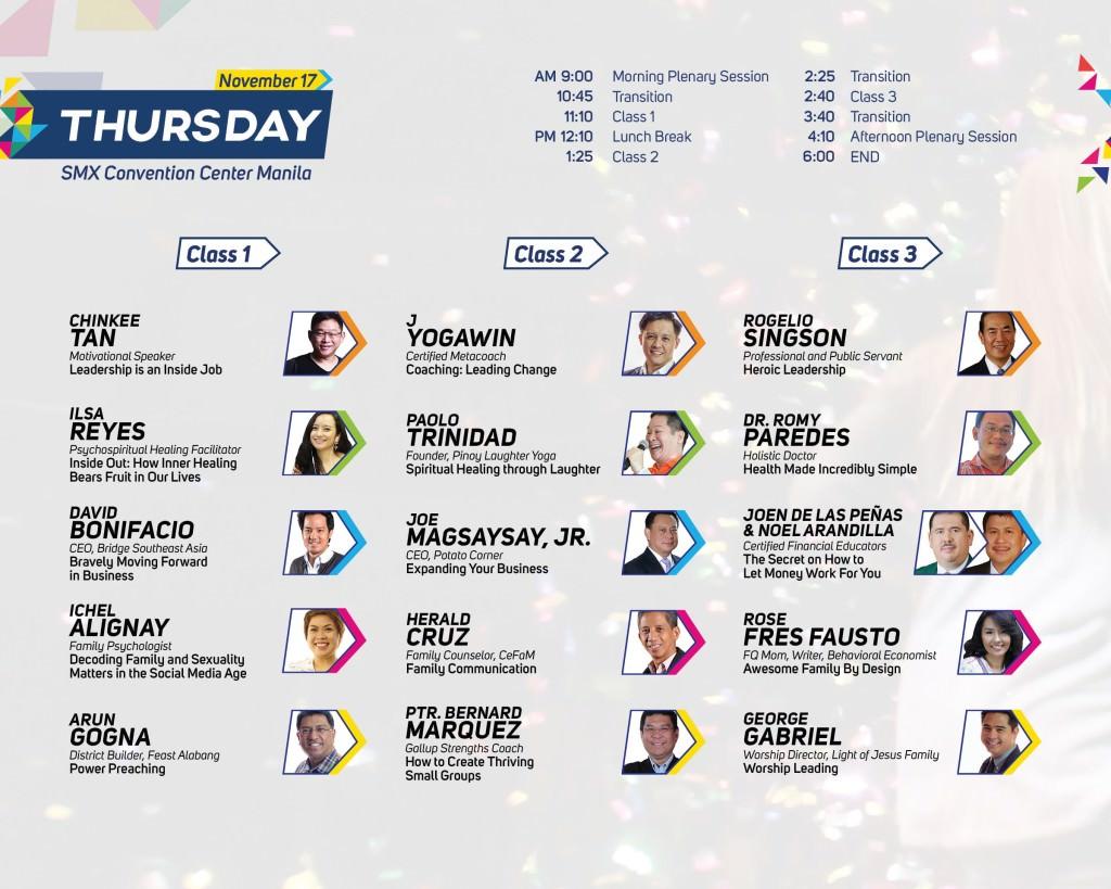 DAY 1 KCON2016 Brochure