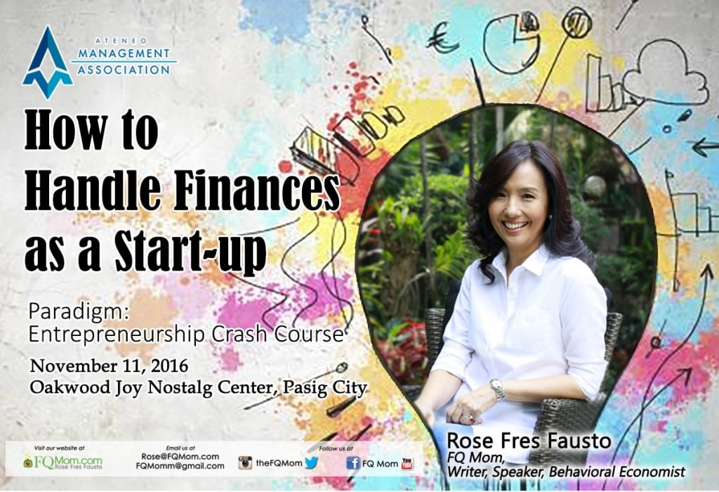 How to Handle Finance as a Start-up