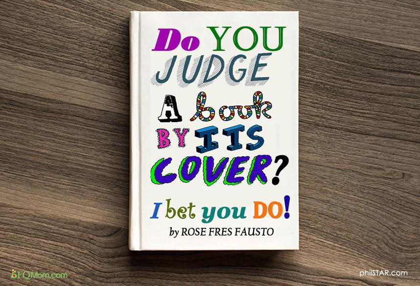 Do you judge a book by its cover? I bet you do!
