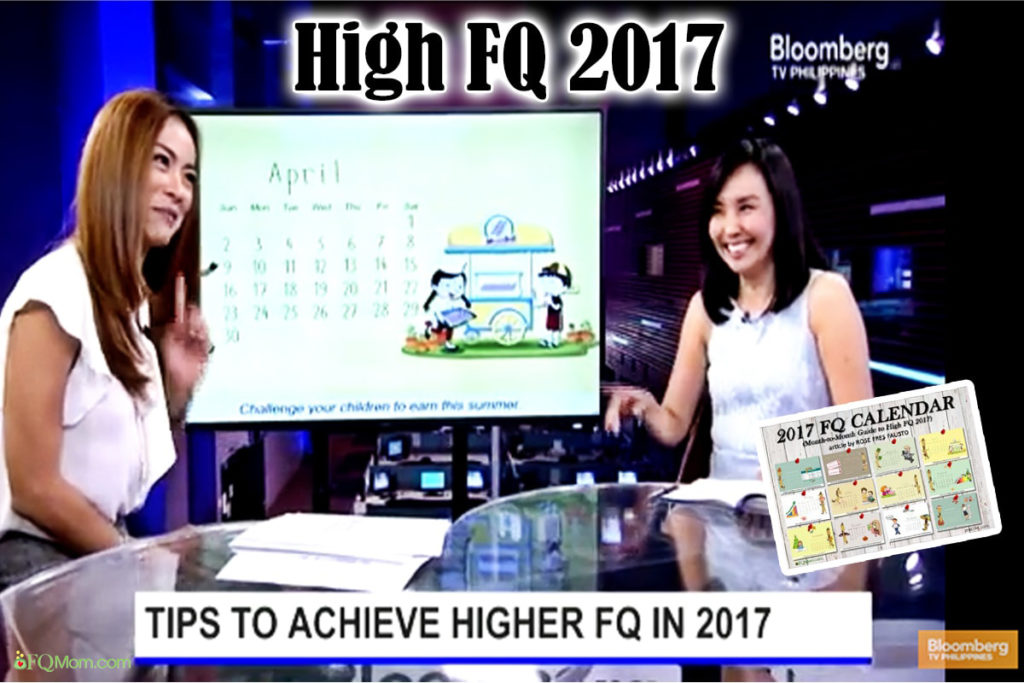 High FQ 2017 on Bloomberg TV