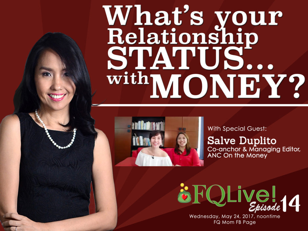 FQ Live! Episode 14: Relationship Status With Money