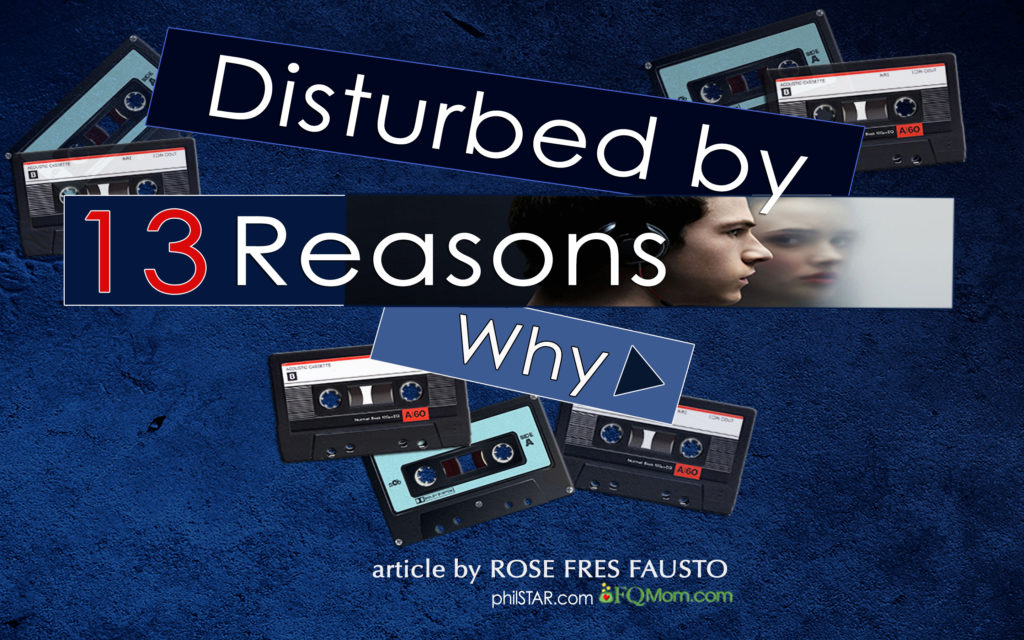 Disturbed by 13 Reasons Why