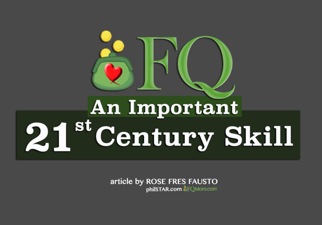 FQ: An Important 21st Century Skill