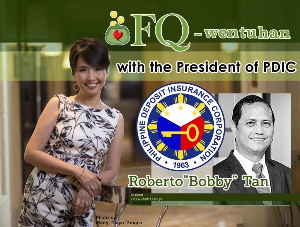 "FQ-wentuhan with Roberto ""Bobby"" Tan"