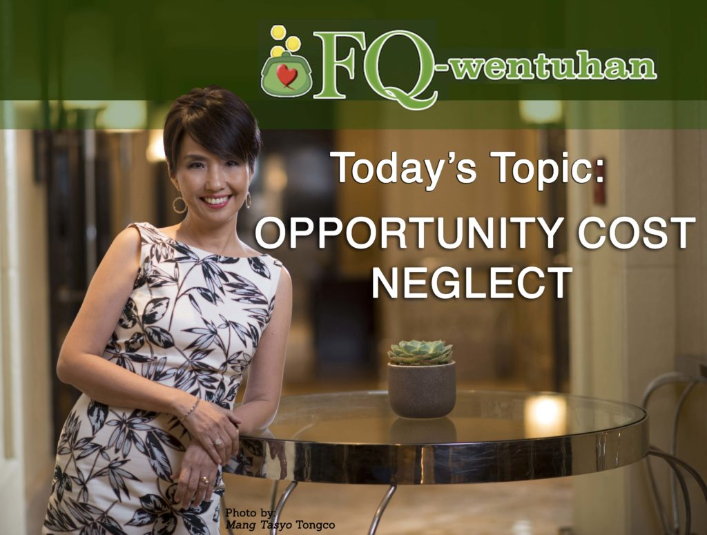 FQ-wentuhan About Opportunity Cost Neglect