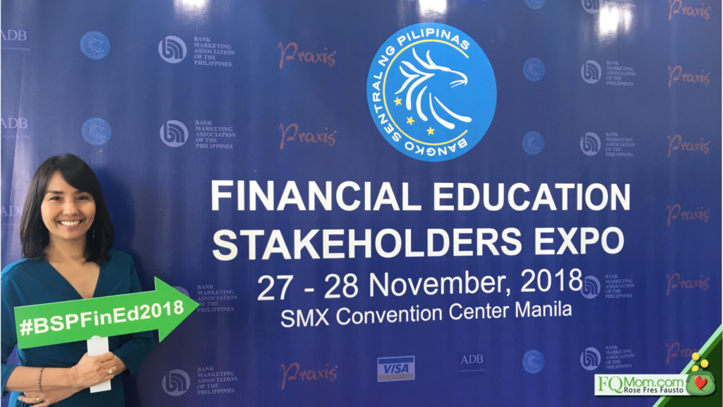The First BSP Financial Education Stakeholders' Expo