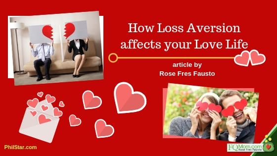 How Loss Aversion affects your Love Life