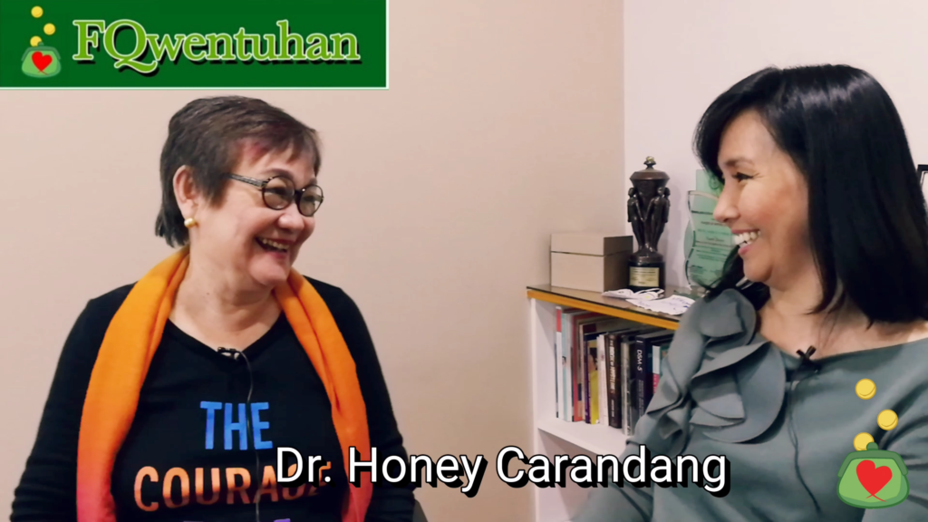 FQwentuhan with Dr. Honey Carandang