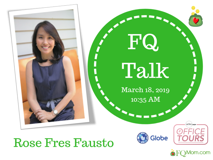 FQ Talk at Metro.Style Office Tours event