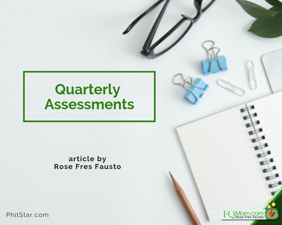 Quarterly Assessments