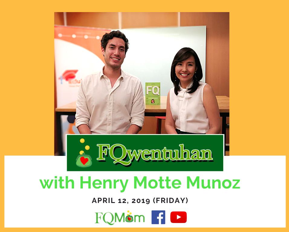 FQwentuhan with Edukasyon.ph founder Henry Motte Munoz
