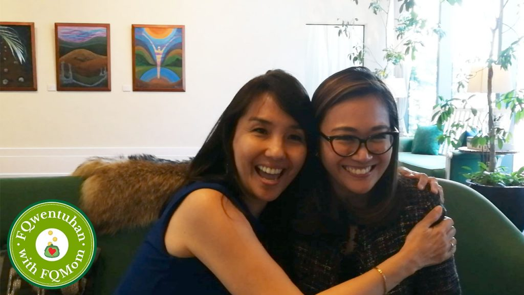 FQwentuhan with Mica Tan