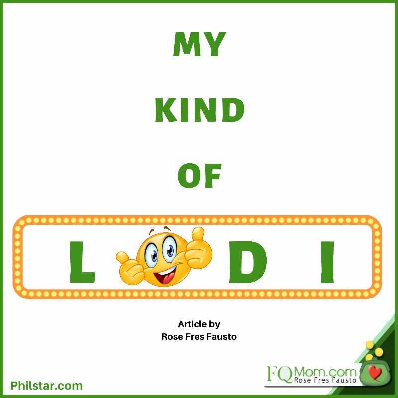 My Kind of LODI