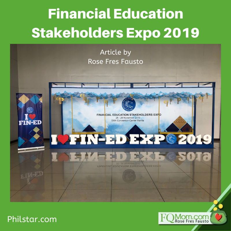 Financial Education Stakeholders Expo 2019