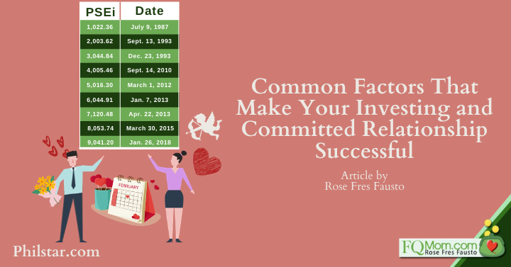 Common Factors That Make Your Investing and Committed Relationship Successful