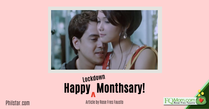 Happy Lockdown Monthsary!