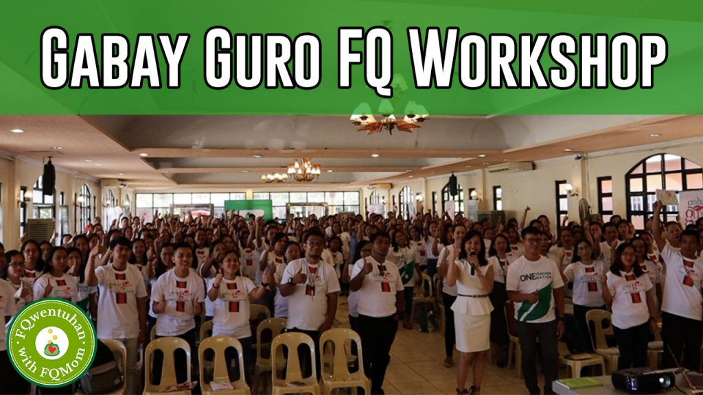 Gabay Guro FQ Workshop