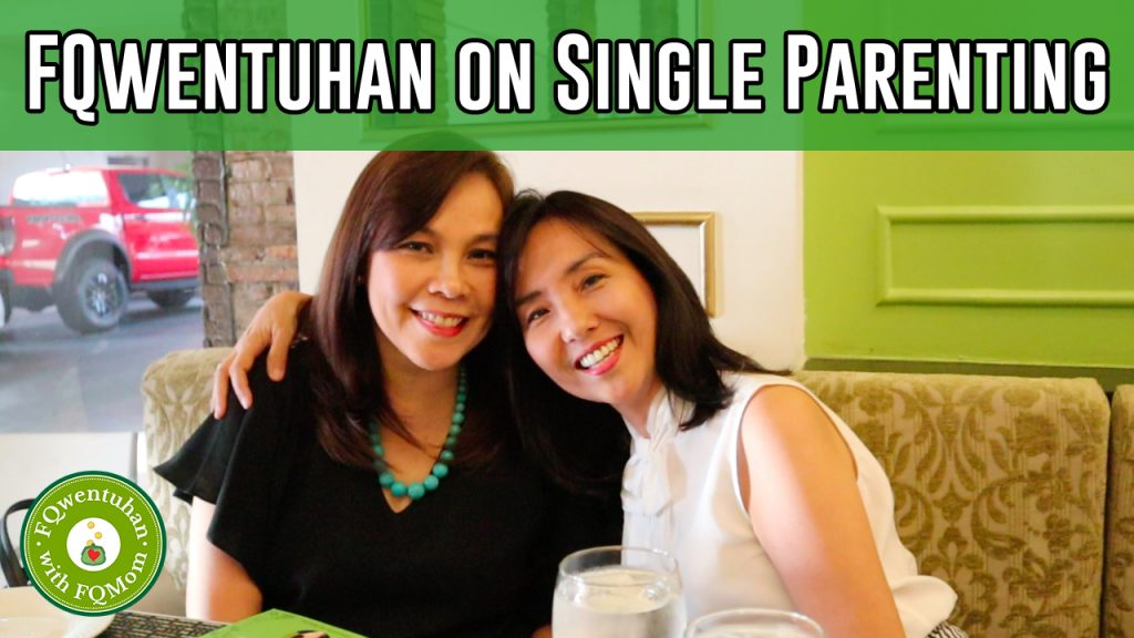 FQwentuhan on Single Parenting