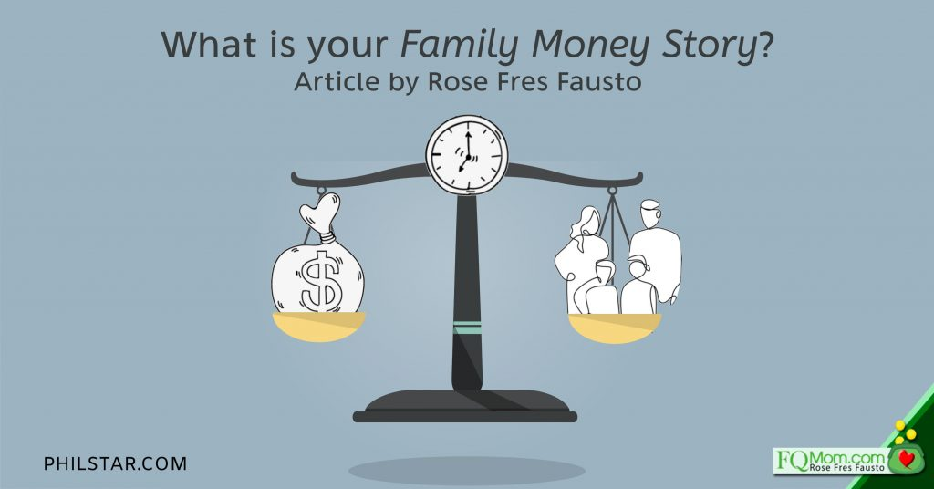 What is your Family Money Story?