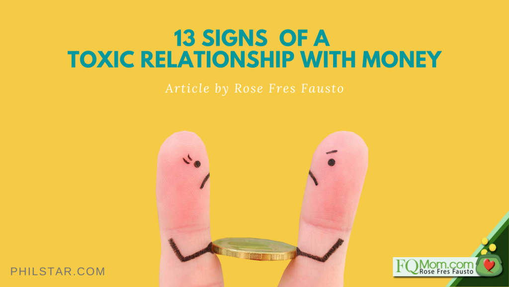 13 Signs Of A Toxic Relationship With Money