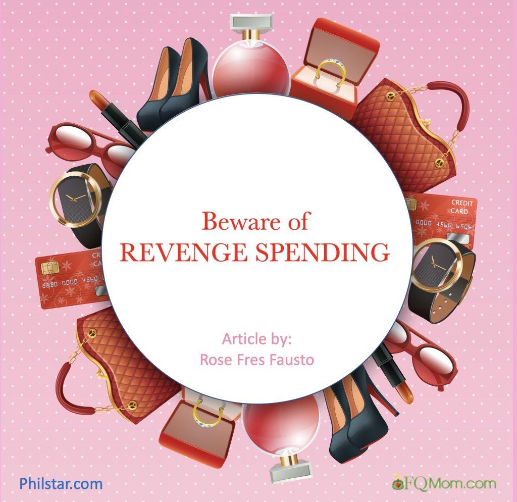 Beware of Revenge Spending