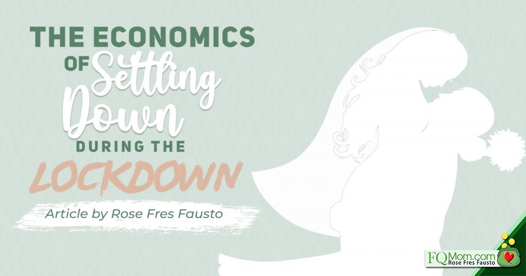 The Economics of Settling Down During the Lockdown